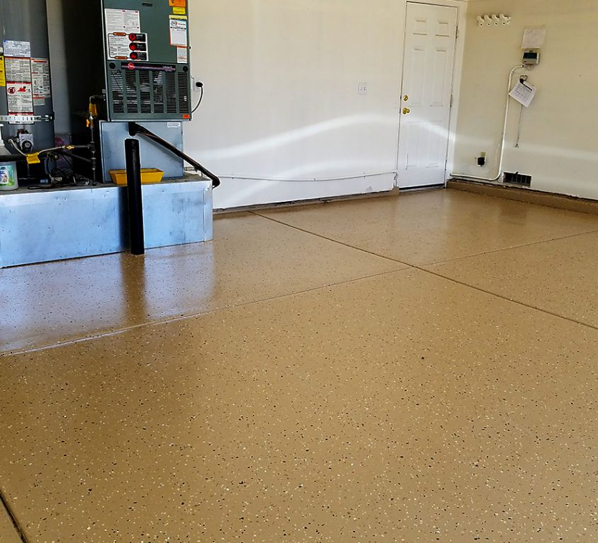 Epoxy Floor Questions: Portfolio Of Painting Projects
